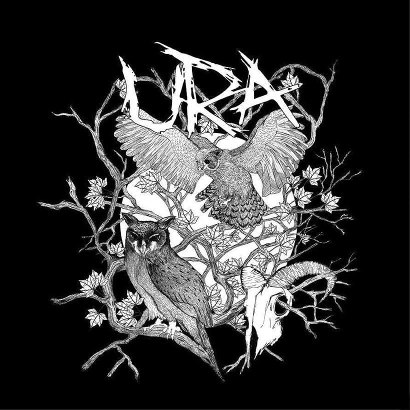 Ilustración portada para URA -1