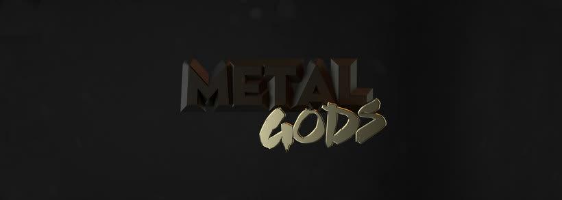 METAL GODS 0