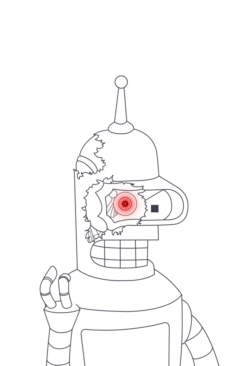 Fan - Art Futurama  3