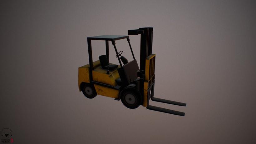 Forklift -1