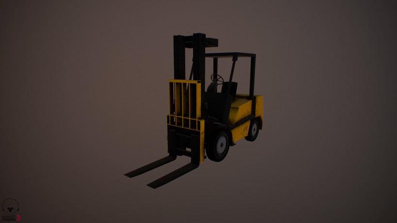 Forklift 0