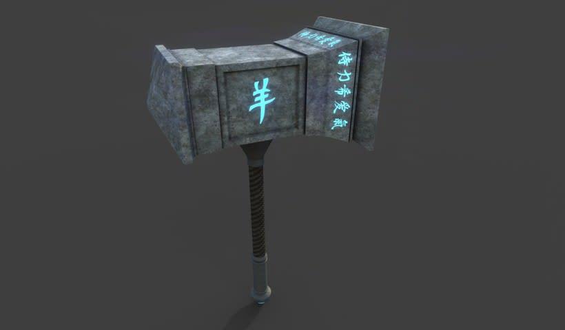 War hammer -1