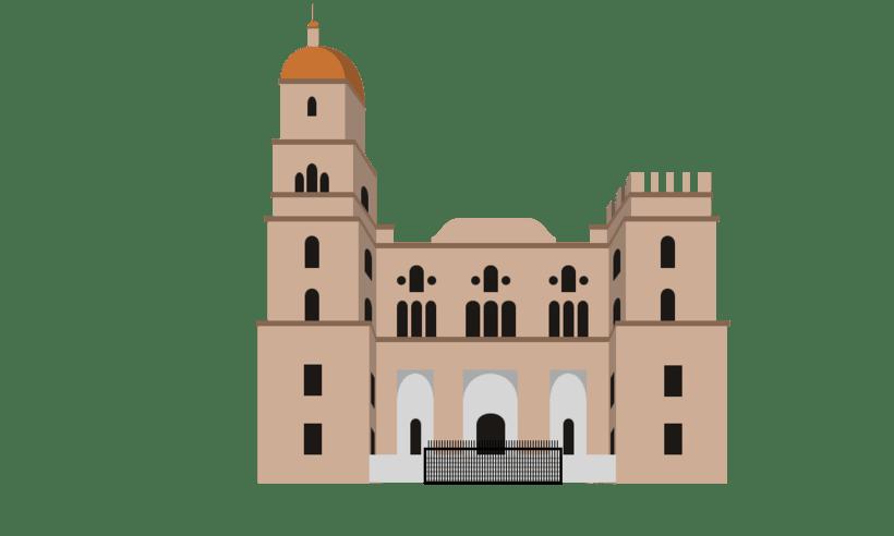 Skyline Málaga 2