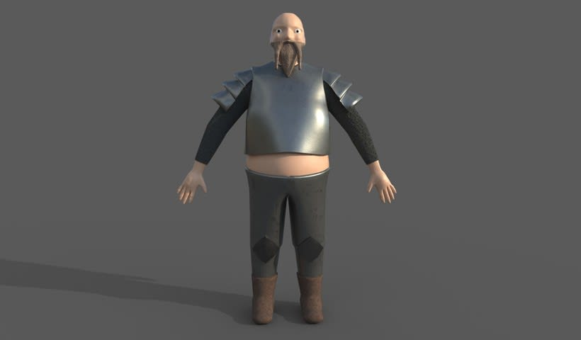 3D Character -1