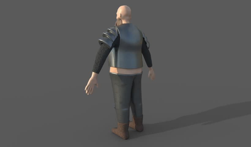 3D Character 0