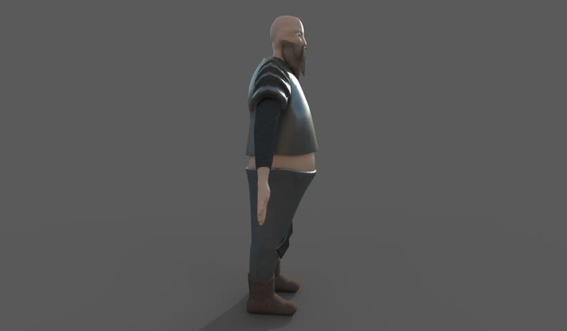 3D Character 1