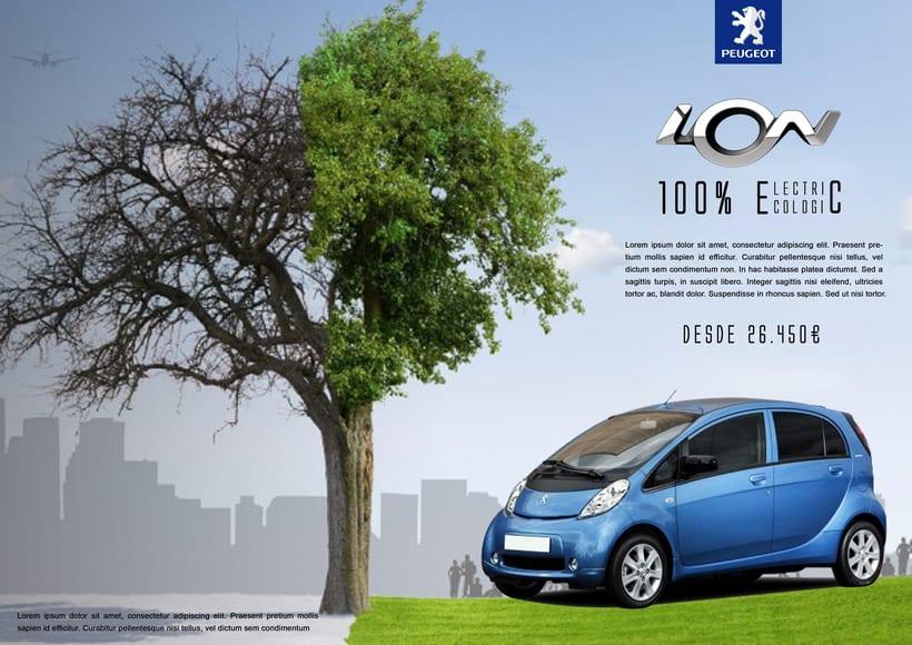 Gráfica Peugeot ION 5 -1