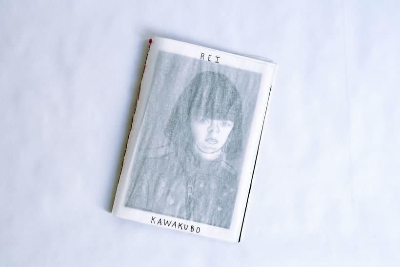 Fanzine Rei Kawakubo 1