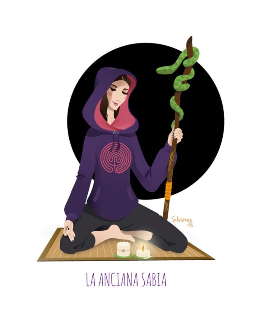 Arquetipos Femeninos / VIDA EN ESPIRAL 7