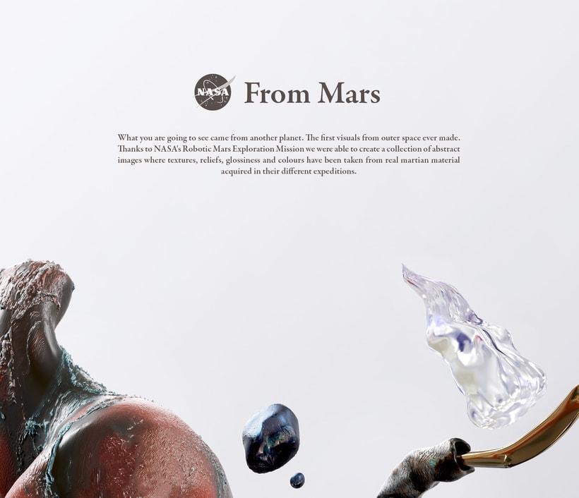NASA: From Mars -1