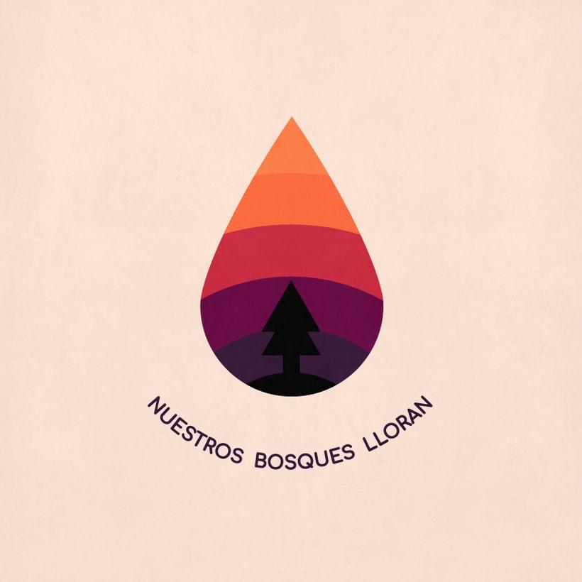 Los bosques de todos lloran  #ArdeGalicia #ArdeAsturias #ArdePortugal #ArdeLeón -1