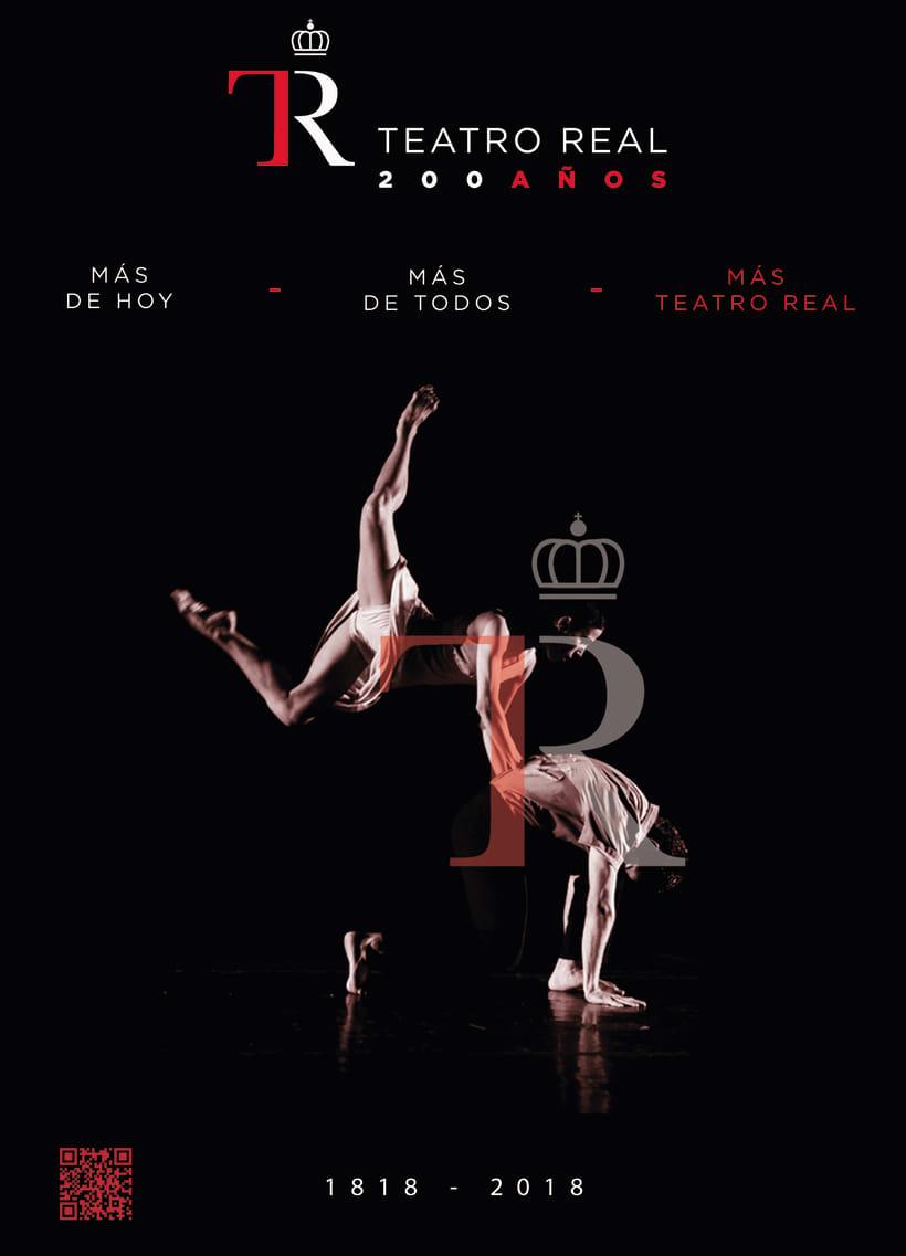 Cartel 200 años Teatro Real -1