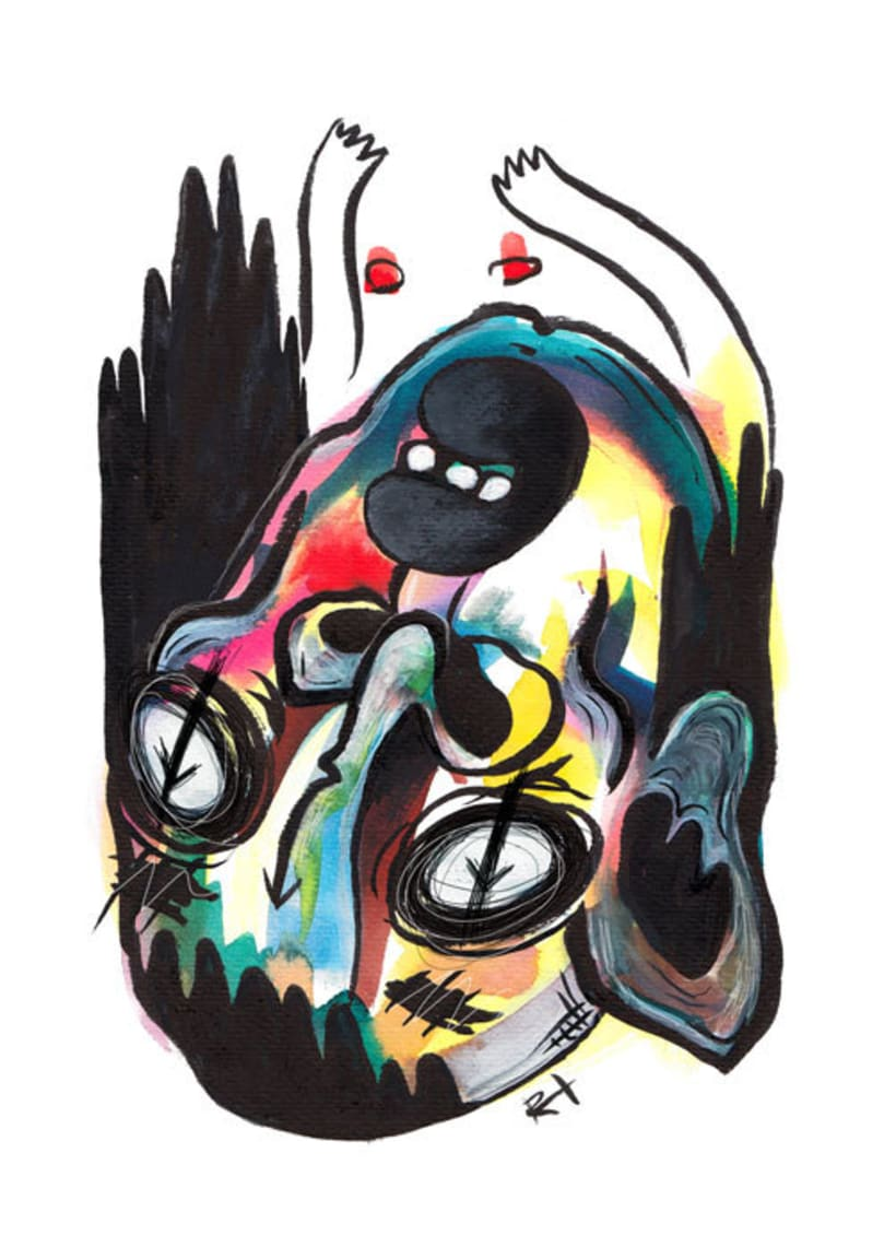 Mis Pequeños Monstruos 6
