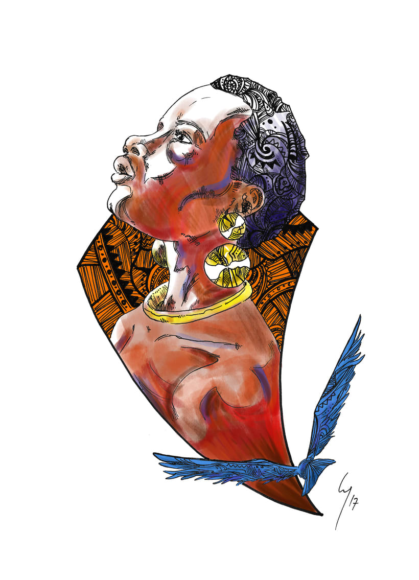 África - Inyoni e Intare 1