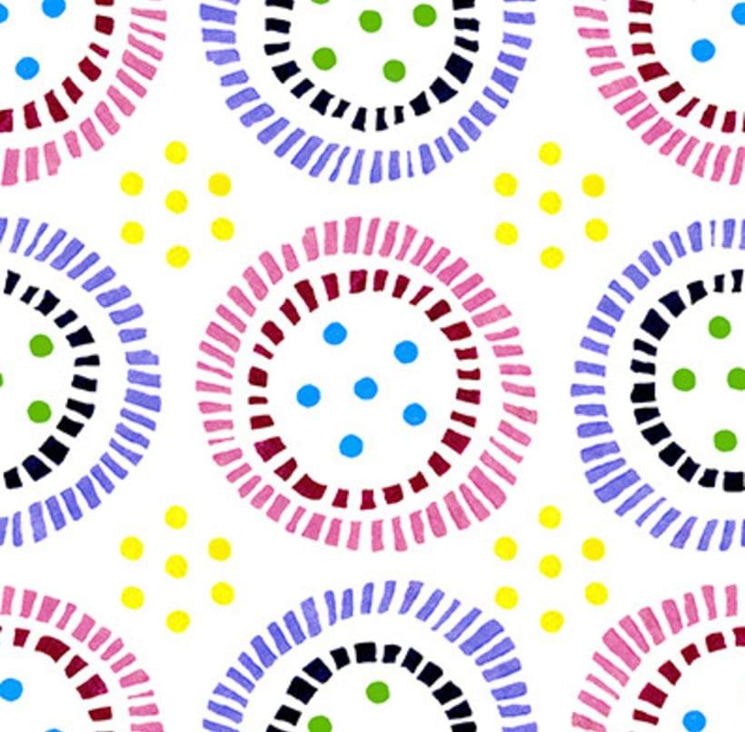 Proyecto diseño de estampados textiles 2