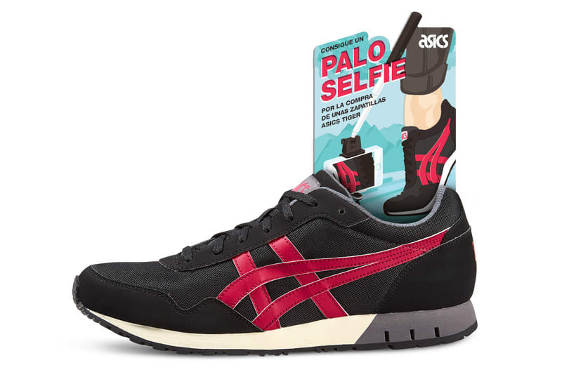 KEY VISUAL ASICS TIGER 0
