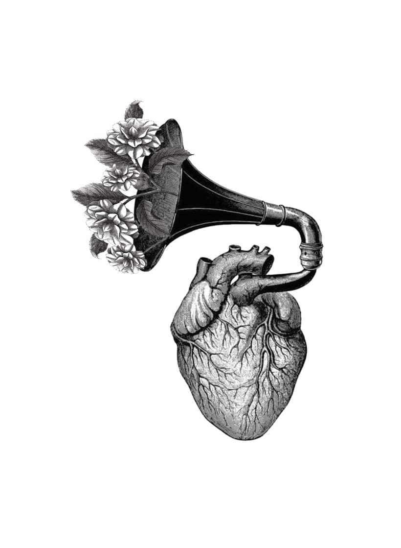 """Corazón Musiquero"" -1"