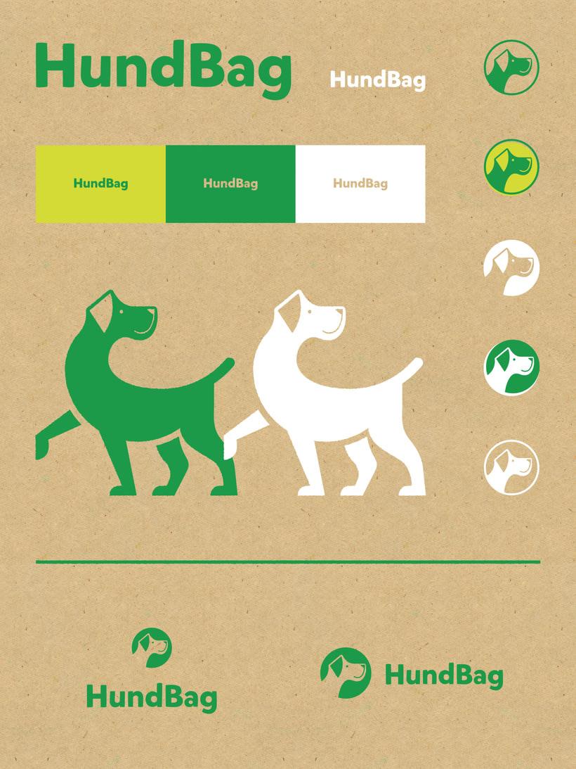Identidad y Packaging Hundbag -1