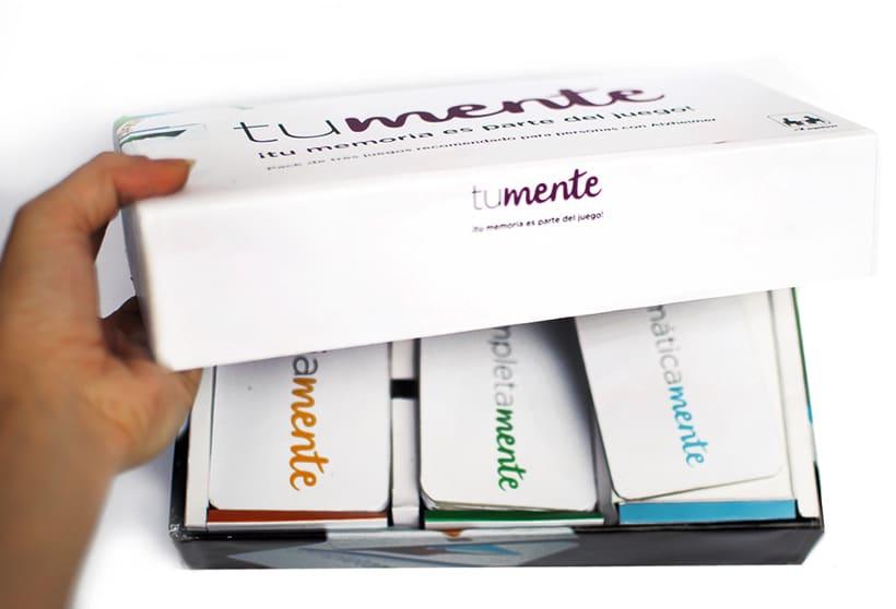 TUMENTE - Pack de tres juegos recomendado para personas con Alzheimer 3