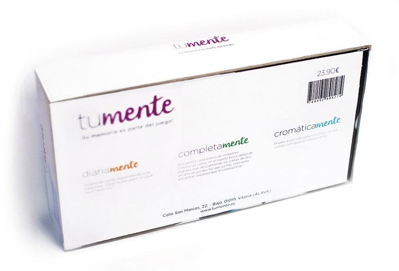 TUMENTE - Pack de tres juegos recomendado para personas con Alzheimer 5
