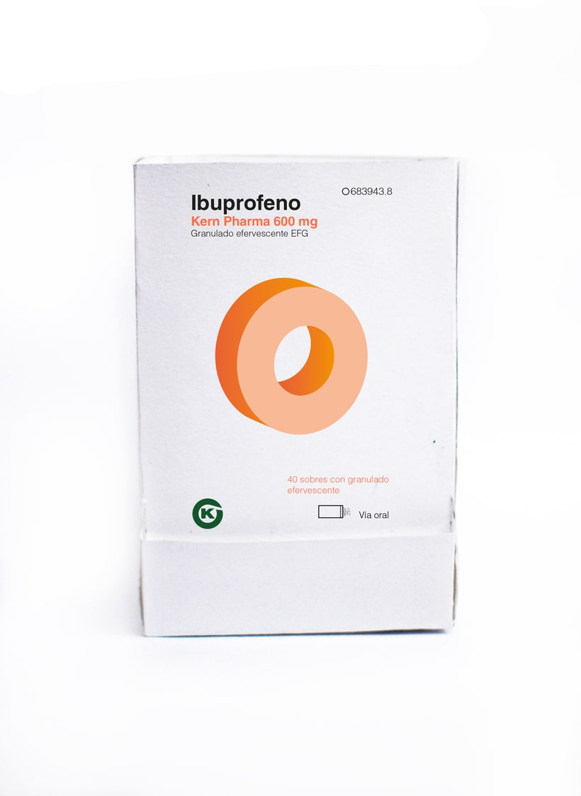 Rediseño del packaging de medicamentos KERN PHARMA 6