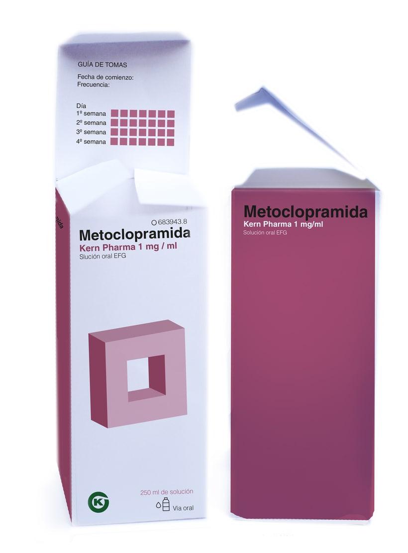Rediseño del packaging de medicamentos KERN PHARMA 7