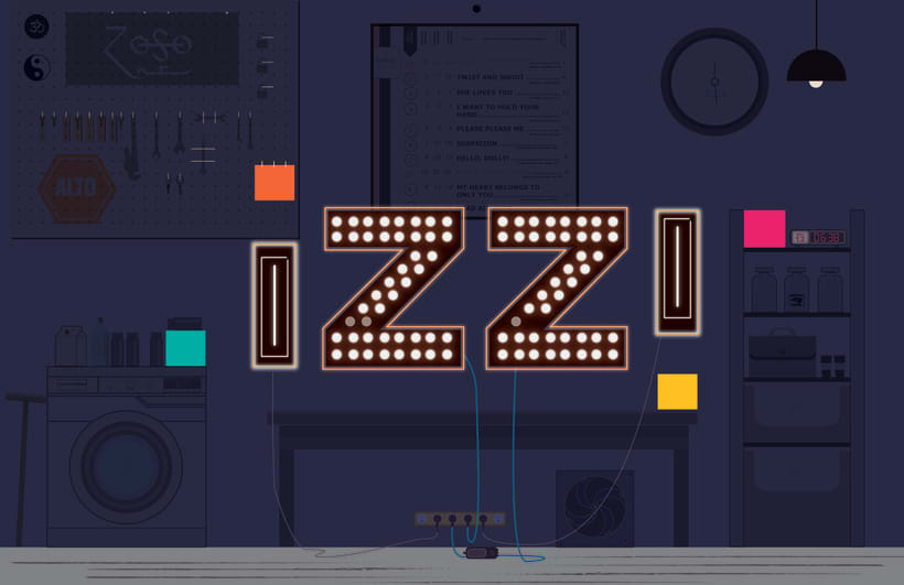 Izzi logo 0