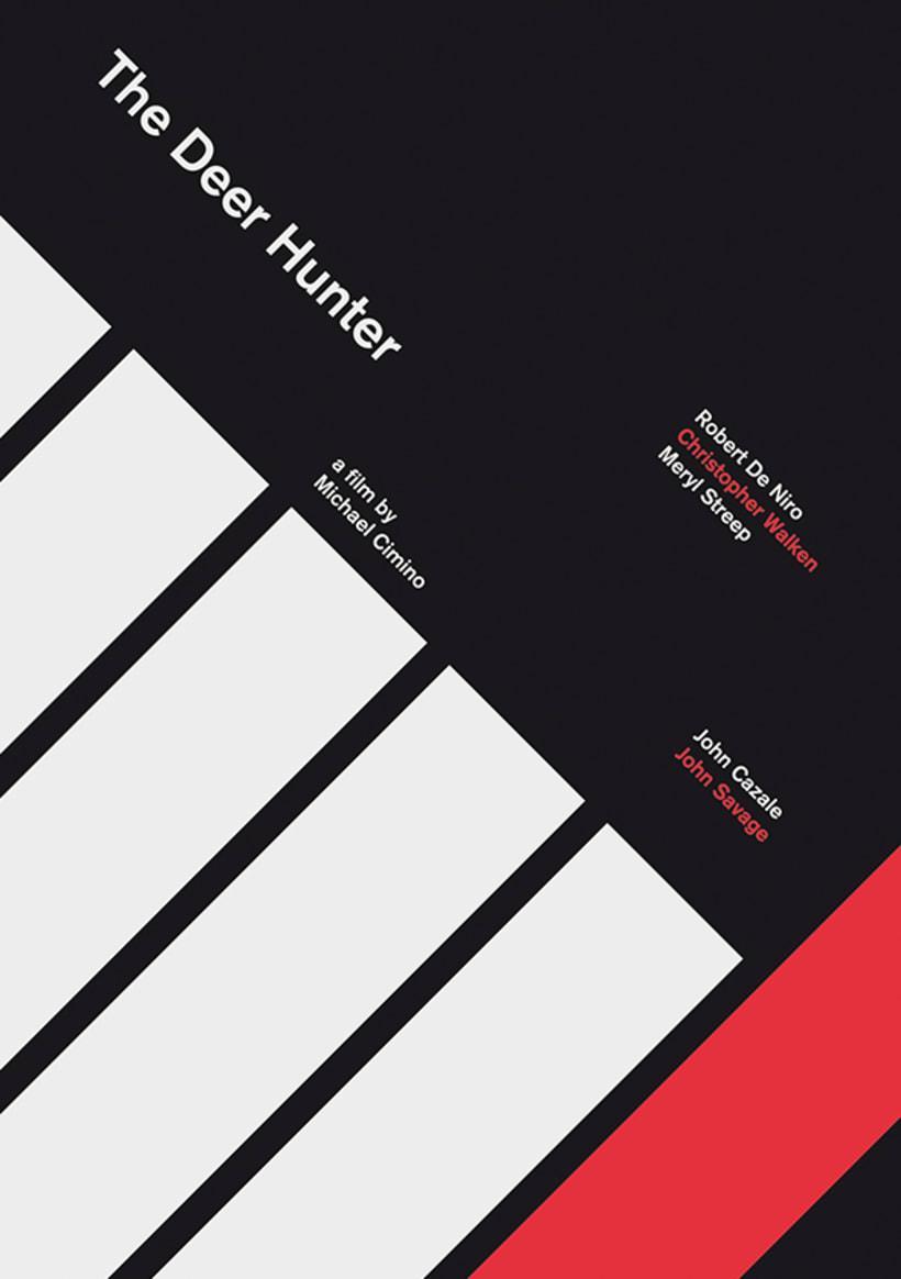 Carteles de cine // Swiss Style Design 3