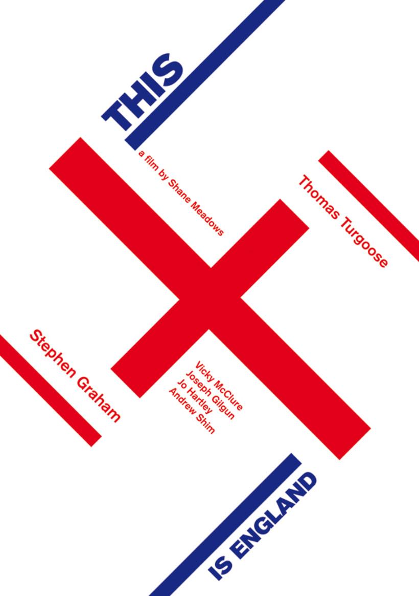 Carteles de cine // Swiss Style Design 14