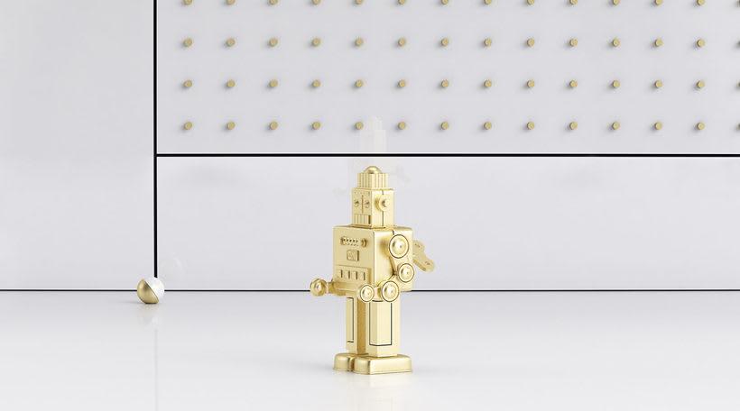 Golden Robot 2