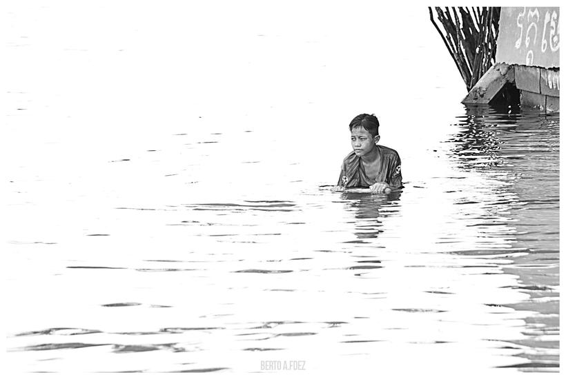 Tailandia y Camboya en Blanco y Negro -1
