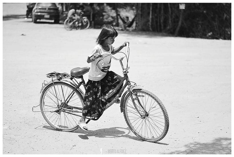 Tailandia y Camboya en Blanco y Negro 2