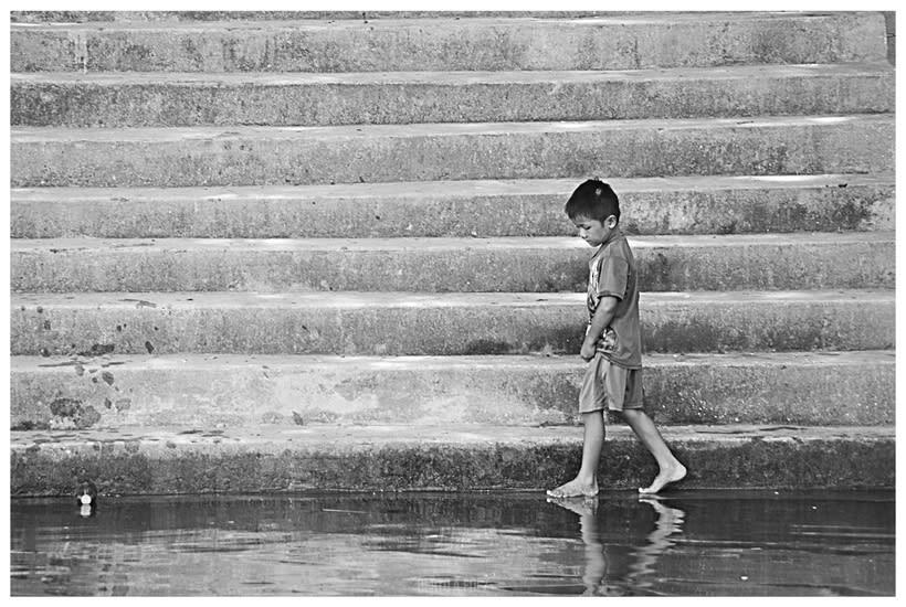Tailandia y Camboya en Blanco y Negro 3