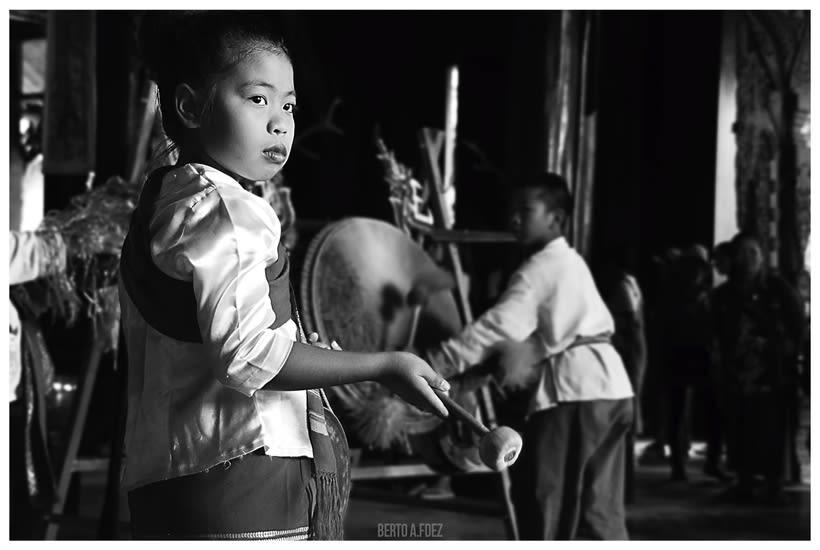 Tailandia y Camboya en Blanco y Negro 4