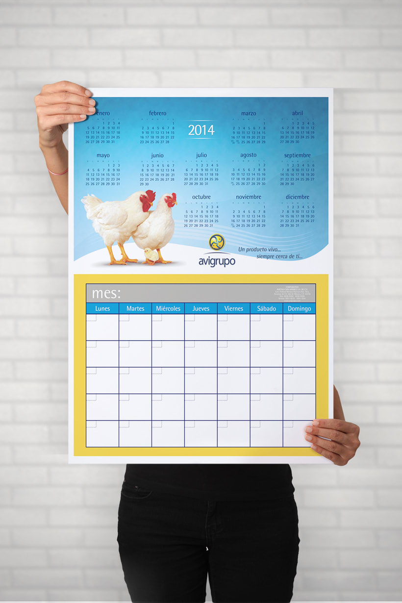 Calendario Avigrupo 0