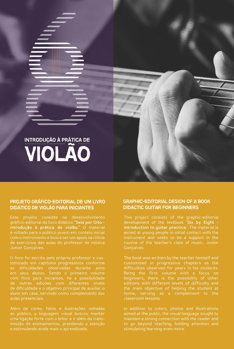 SEIS POR OCHO: introducción a la práctica de la guitarra 0
