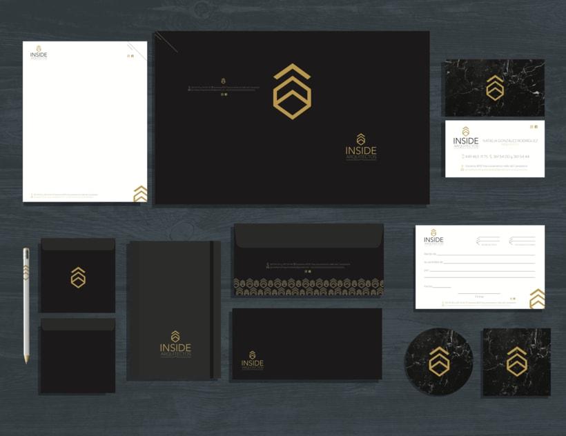 Inside - Branding project 2