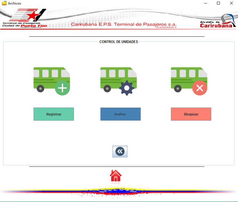 Sistema Automatizado para Terminal de Pasajeros(No Implantado) -1