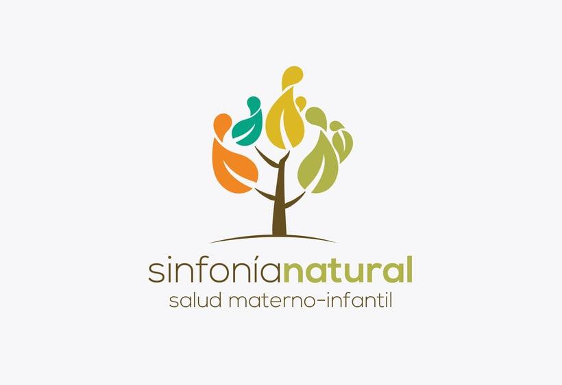 Propuesta Logo Sinfonía natural 0