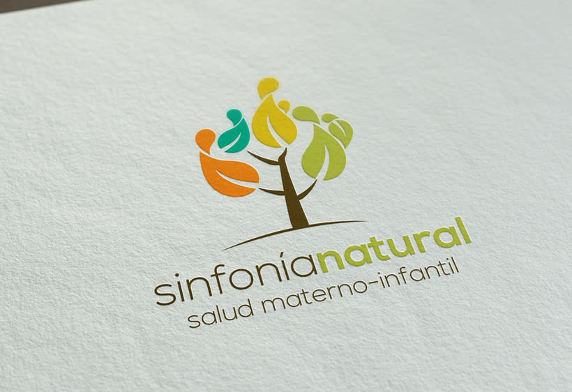 Propuesta Logo Sinfonía natural 2