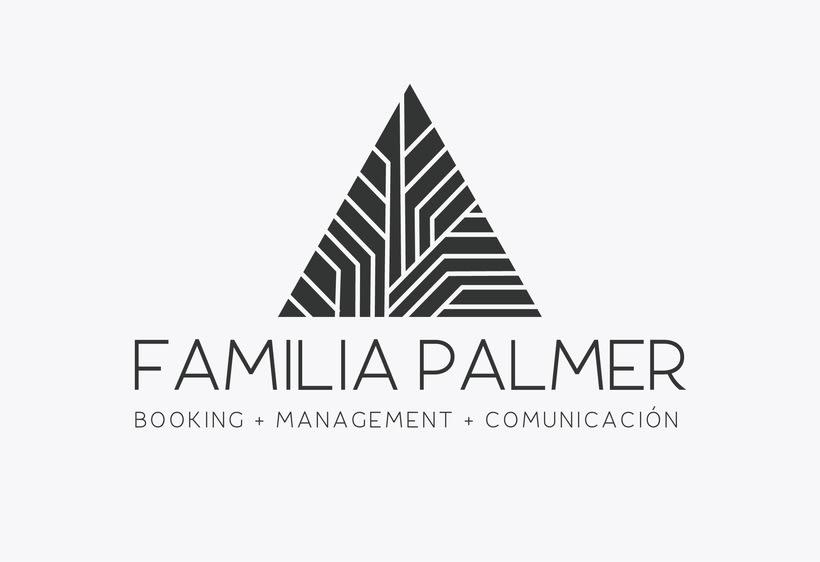 Logo Familia Palmer 1