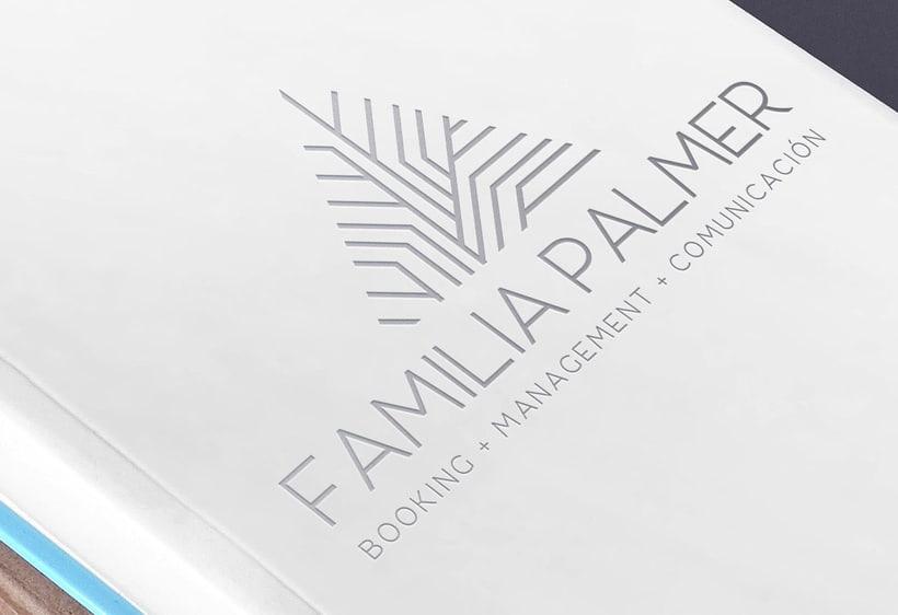 Logo Familia Palmer 2