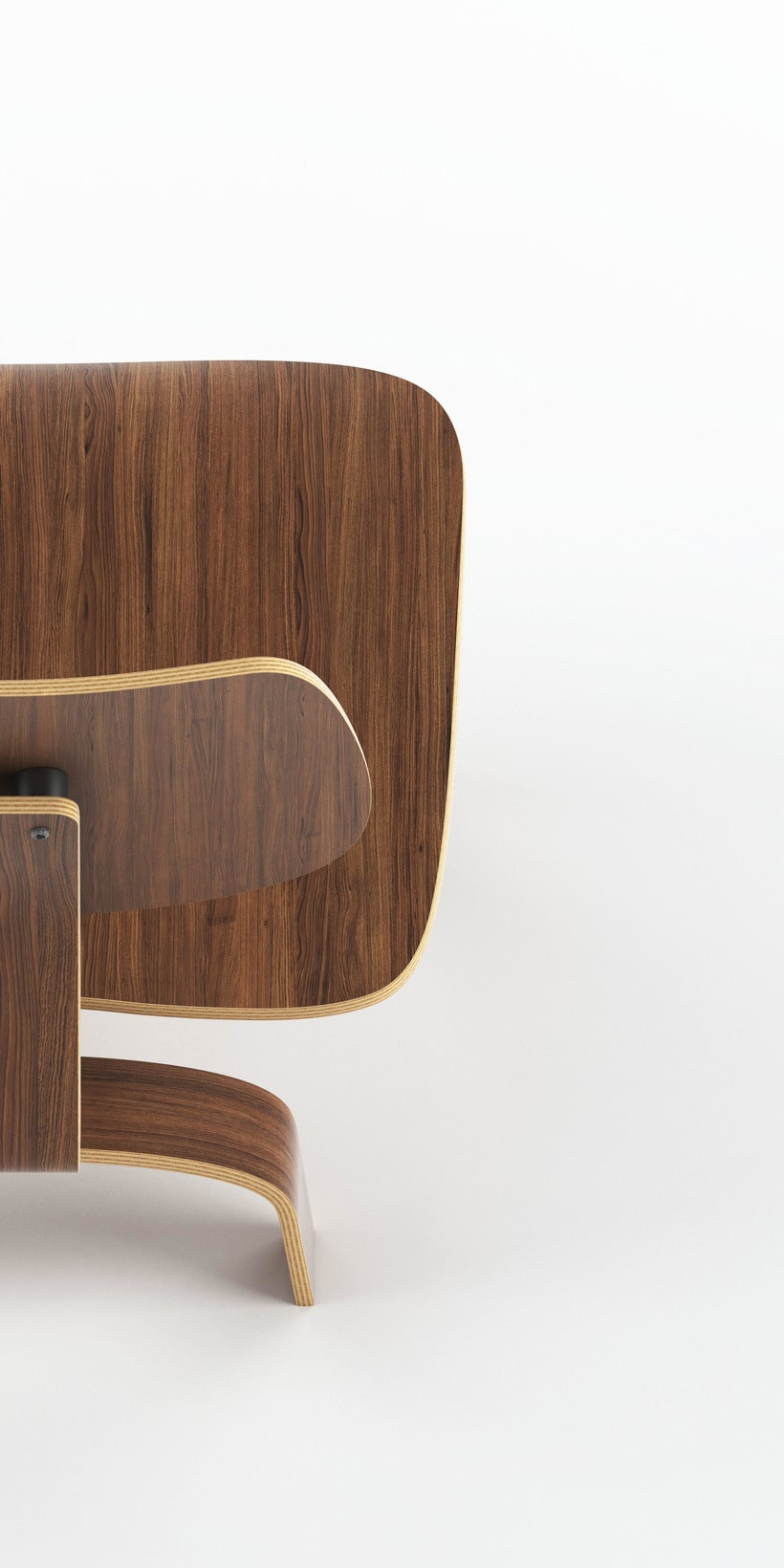 Eames Wood Chair 0
