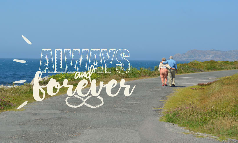 Always and forever | Lettering -1