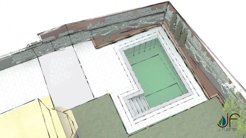 Arquitectura: 2D y 3D proyectos 1