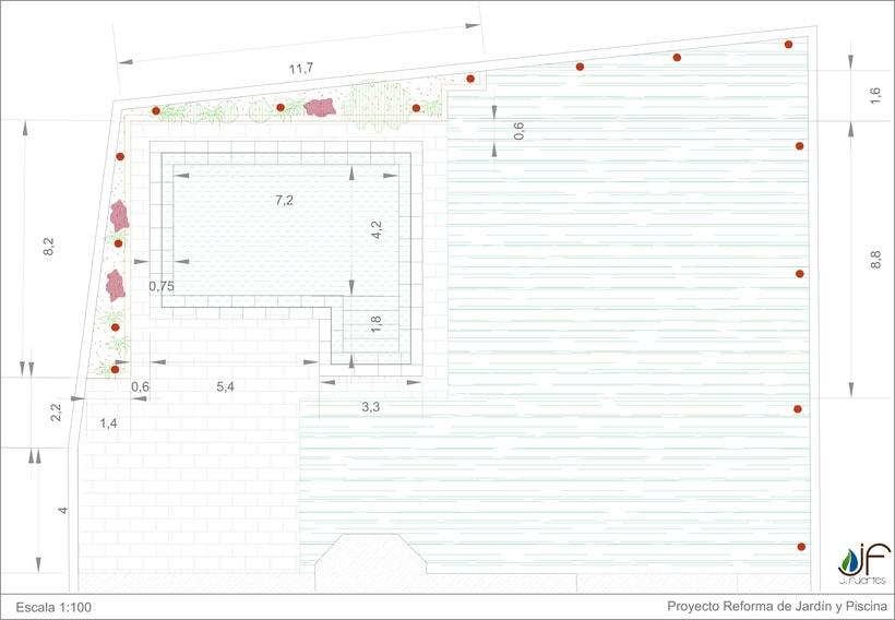 Arquitectura: 2D y 3D proyectos 3