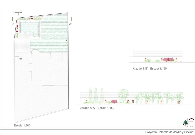 Arquitectura: 2D y 3D proyectos 4