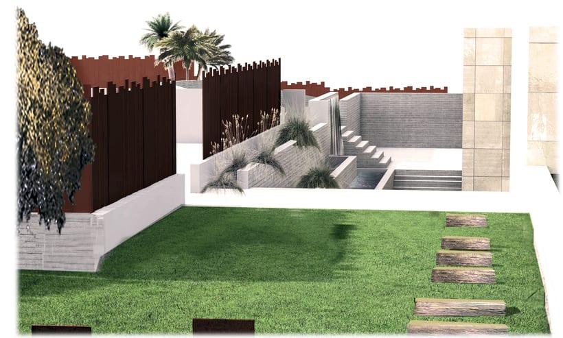 Arquitectura: 2D y 3D proyectos 10