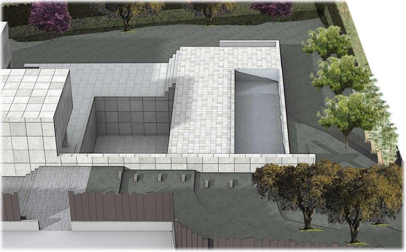 Arquitectura: 2D y 3D proyectos 11