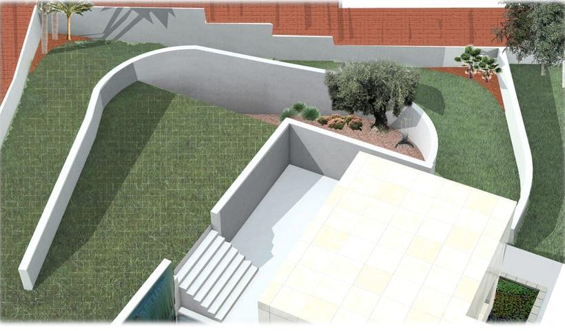 Arquitectura: 2D y 3D proyectos 12